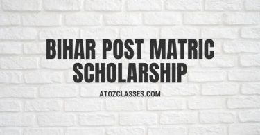 Bihar-Post-Matric-Scholarship